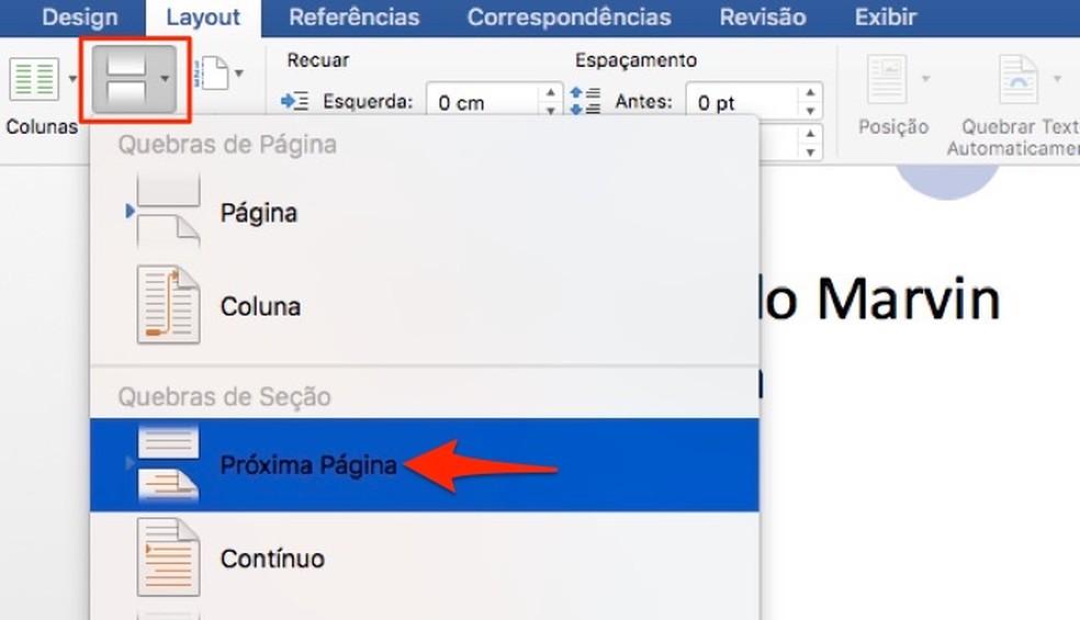 Millal kasutada Microsofti Word Photo murdmistööriista: Reproduo / Marvin Costa