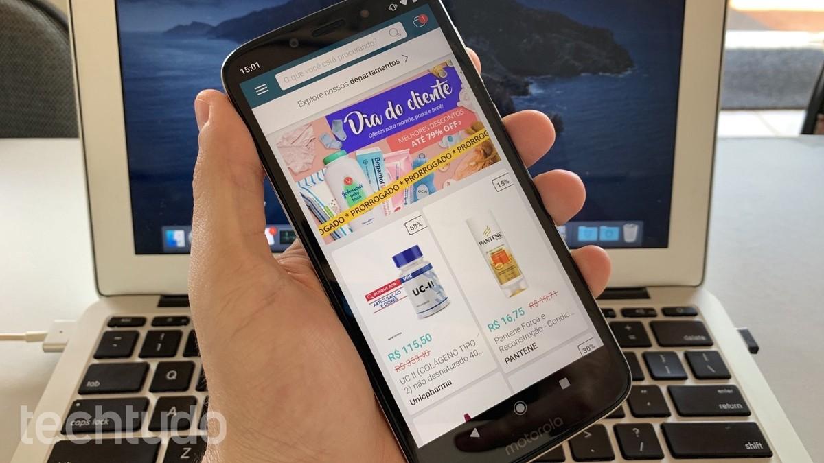 Farmcia Internetis: kuidas osta ravimeid Farmcias APP kaudu mobiili kaudu Tootlikkus