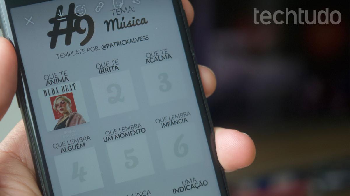 '# 9 teemamuusika' Instagram: kuidas mallide postitamiseks lugusid | Sotsiaalmeedia