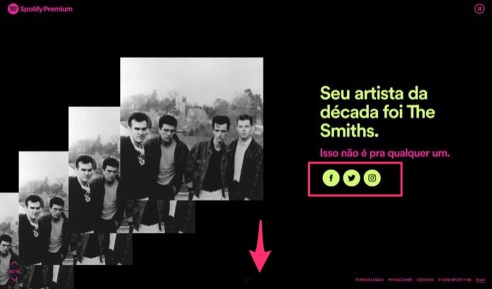 Spotify Foto kasutajate sel aastal enim kuulnud kunstnik: Reproduo / Marvin Costa