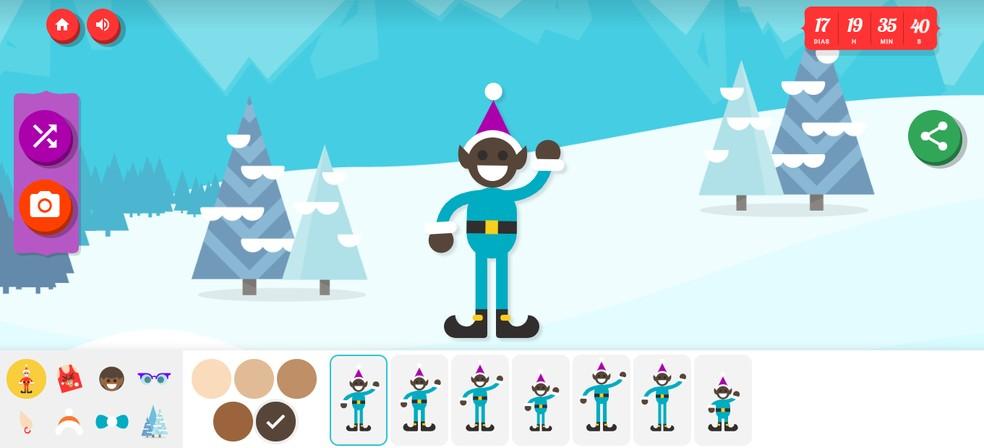 Google'i Põhja-Plo külas on mitu interaktiivset fotomängu: Reproduo / Google