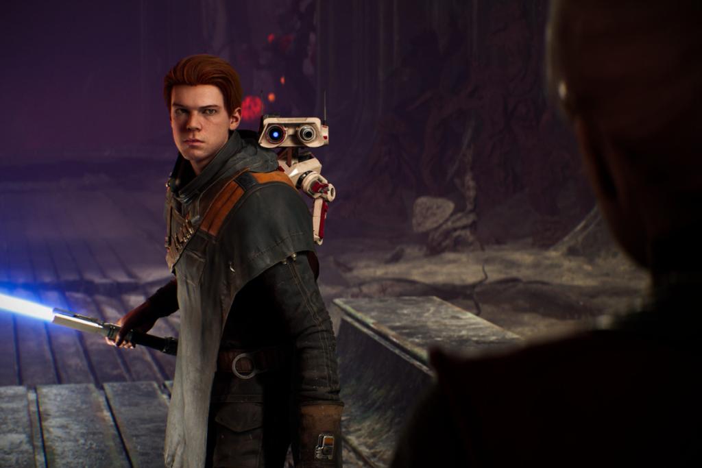 Cal ja tema robot, ehkki lihtsad, on tegelased, kellel õnnestub lihtsat lugu edasi viia