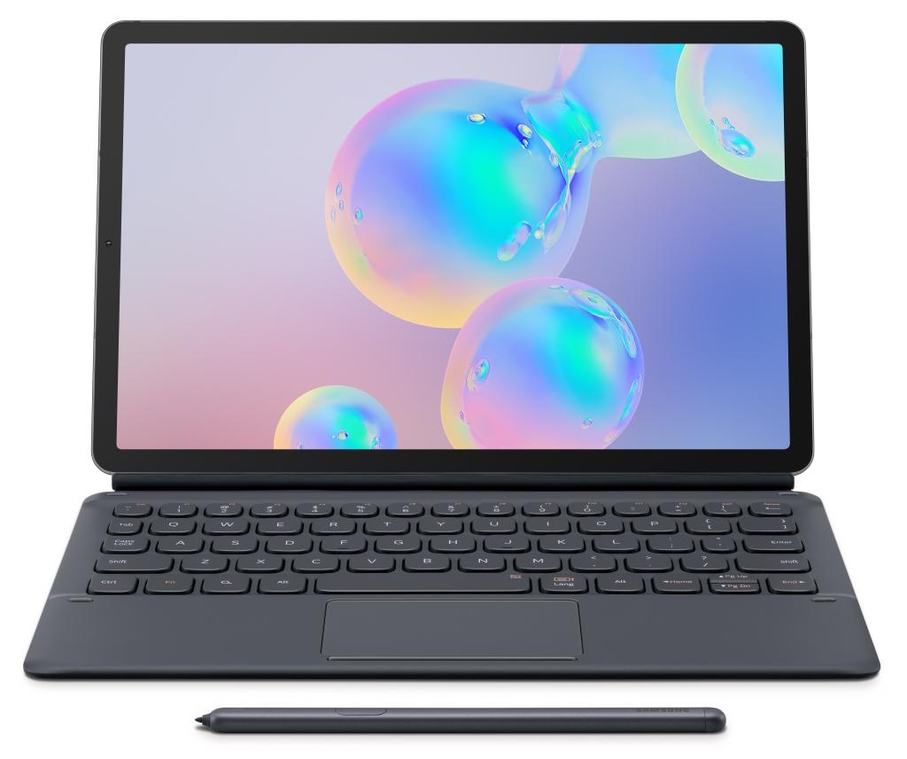 D, et pääseda Samsung Dexile klaviatuuri katte nupu kaudu
