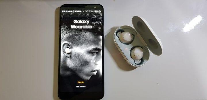 Samsung Wearable on ainus viis Galaxy Pungade sidumiseks ja konfigureerimiseks