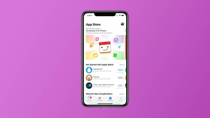 WatchOS-i rakenduste poodi pääseb lõpuks Apple Watchi kaudu