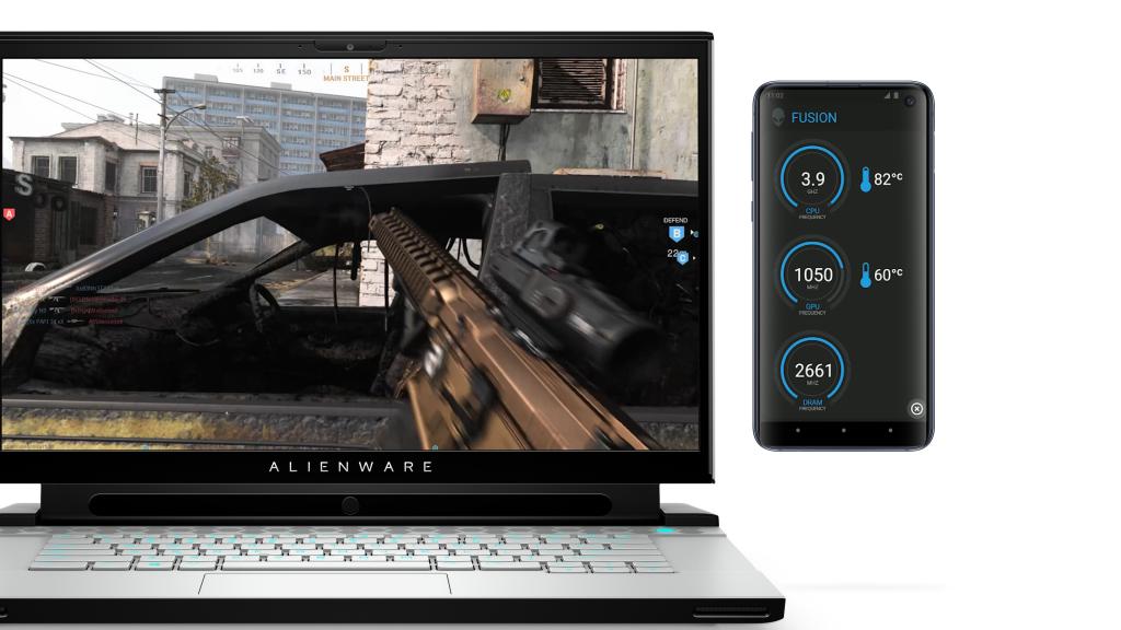 Alienware Second Screen on üks Delli uusi tooteid CES 2020-l