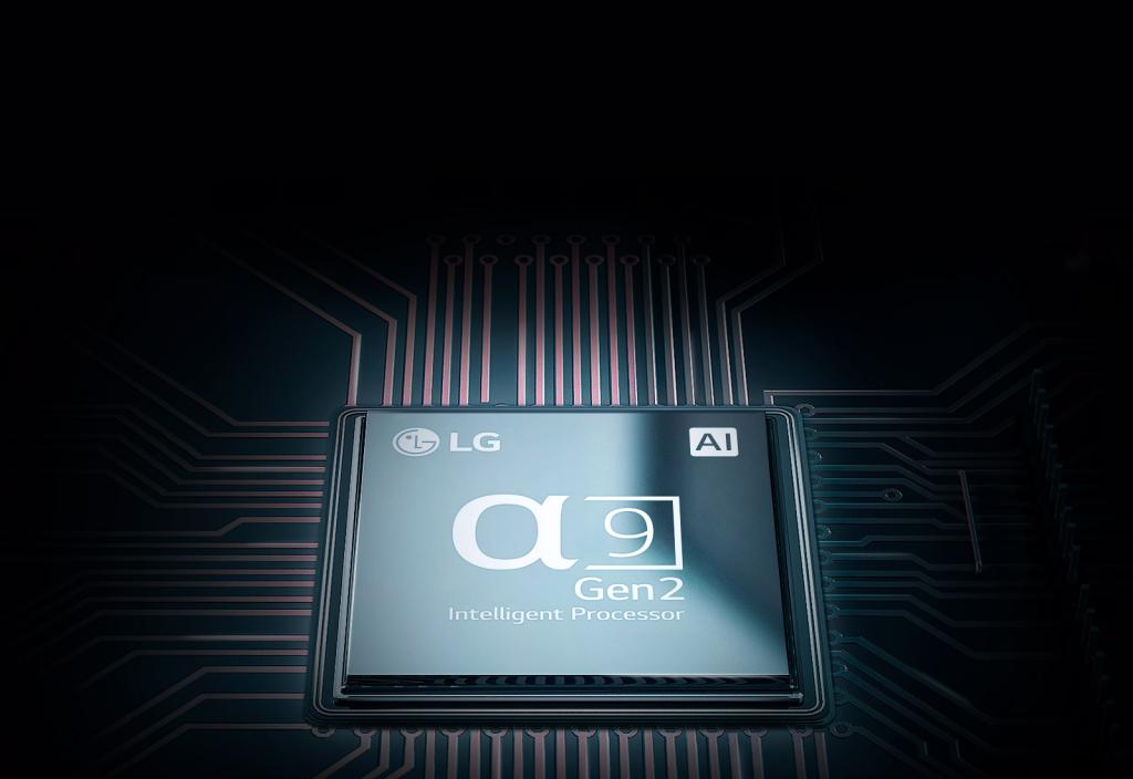 Protsessor toimib pildi ja heli abil, et pakkuda ümbritsevaid elamusi