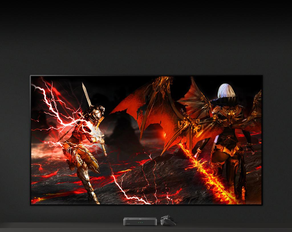 Hämmastav mängukogemus OLED-tehnoloogiaga