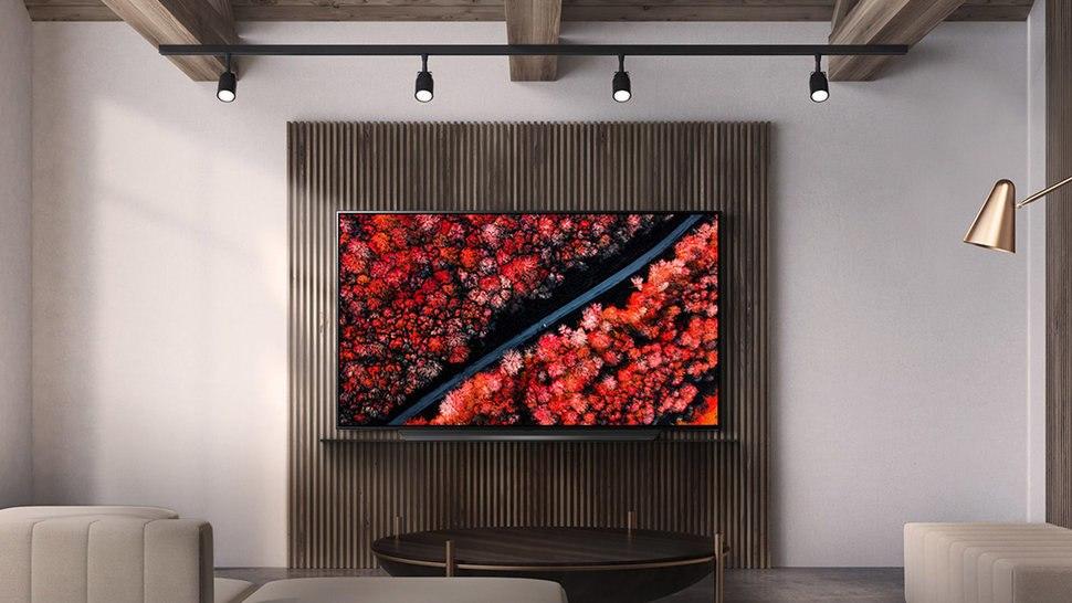LG OLED C9 esiletõstetud pilt