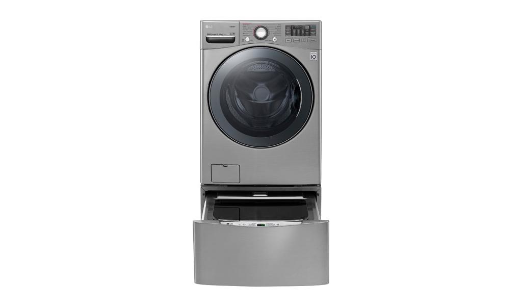 Uue põlvkonna kuiv laava ja AI DD suudavad 2 minutiga optimeerida pesemisviisi, tuvastades pestud riiete stiili ja kaalu.