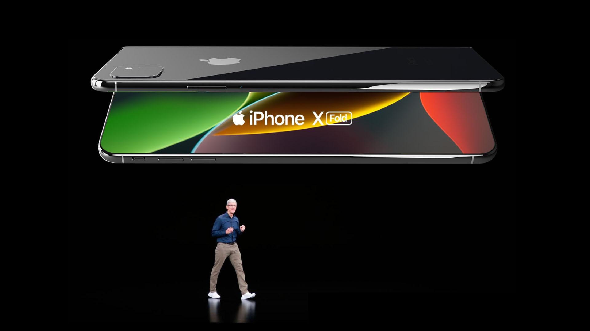 Uus Apple'i patent tutvustab kokkupandavat iPhone'i!