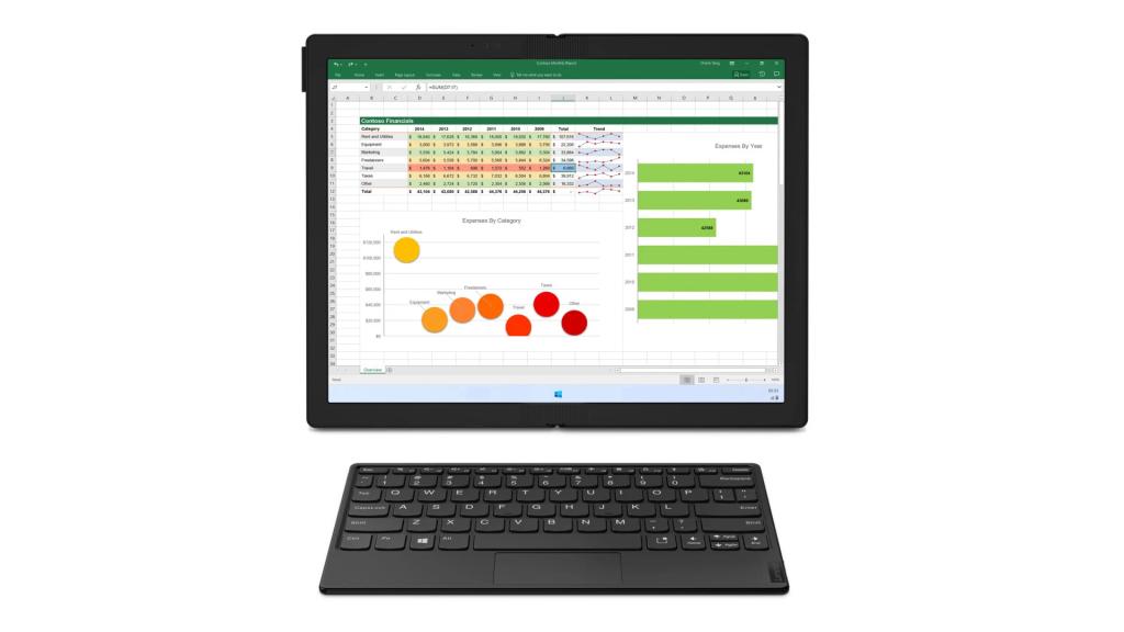 Lenovo Thinkpad X1 klapp