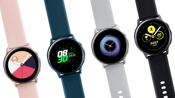 Galaxy perekonna osana esitleb Galaxy Watch Active2 parimat Samsung Galaxy ökosüsteemi