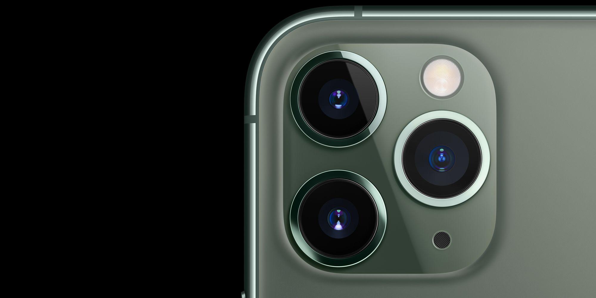 iPad Pro 2020 peab olema varustatud iPhone 11 Pro kaamerakomplektiga