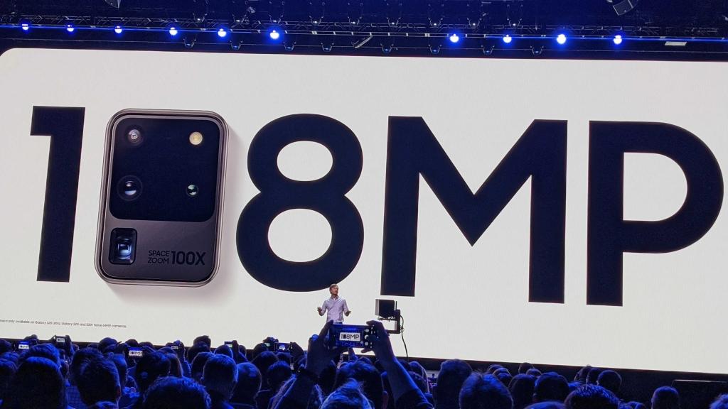 Kaamera on Samsungi peamine panus.