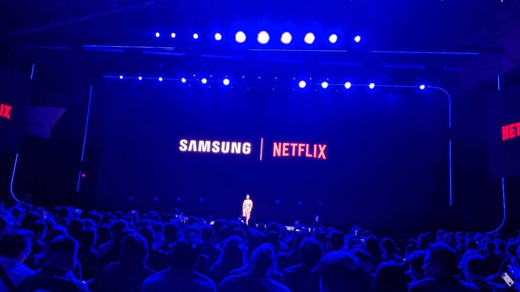 Samsung on teatanud partnerlusest mitmete oma segmendi juhtivate ettevõtetega, sealhulgas Netflixiga.