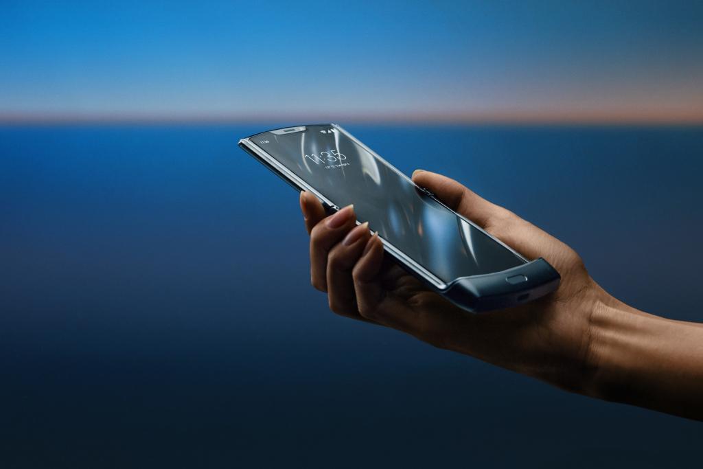 Motorola RAZR reklaamipilt