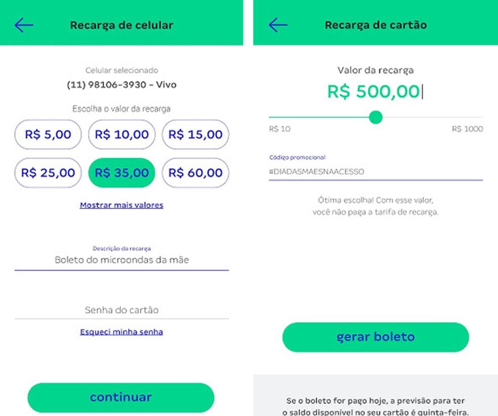 Juurdepääsurakendus võimaldab teil oma mobiilifotosid uuesti täita: Divulgao / Acesso