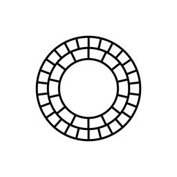 VSCO rakenduse ikoonid: foto- ja videoredaktor
