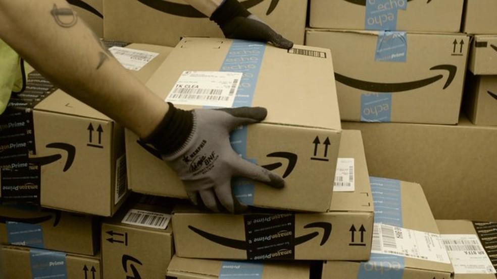 Amazon saabus Brasiiliasse, pakkudes erinevaid tooteid ja kiiremat kohaletoimetamist. Foto: Divulgao / Amazon
