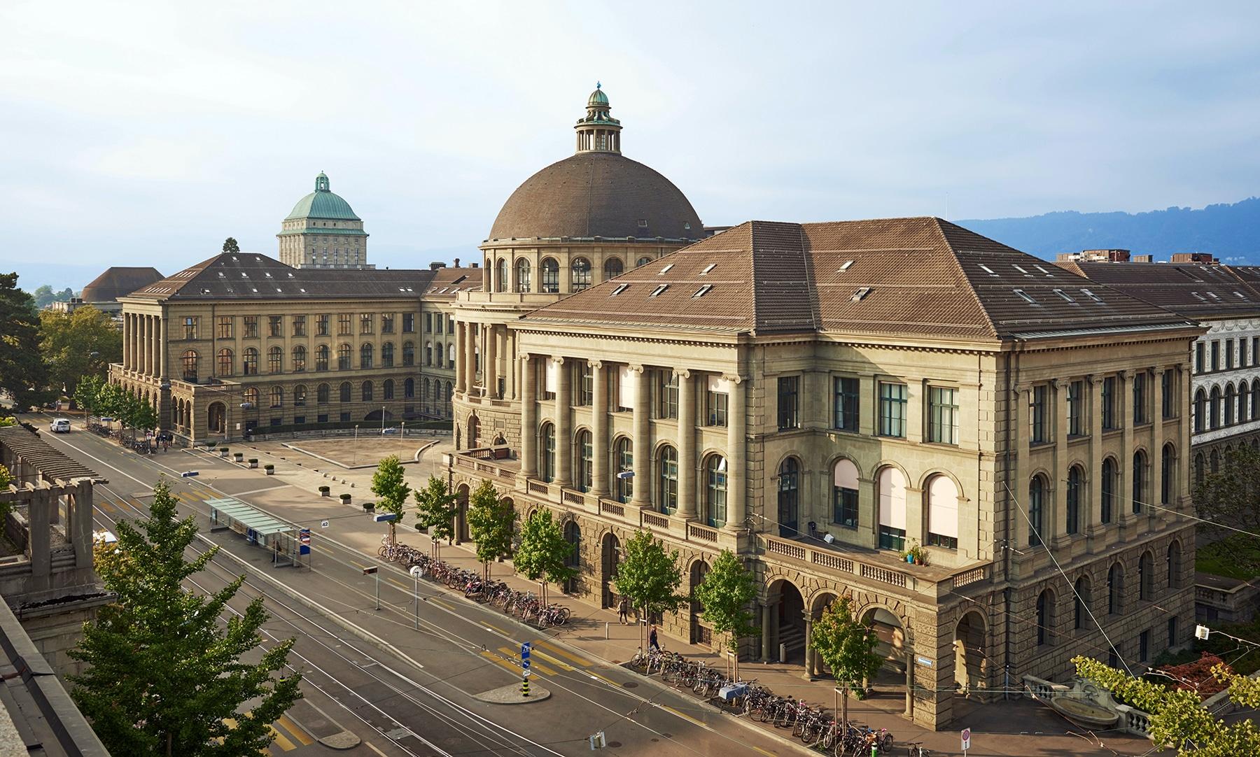 ETH Zürichi ülikool
