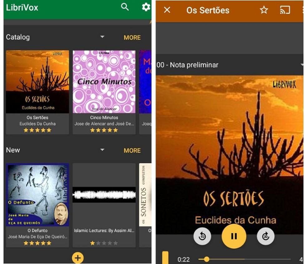 LibriVoxil on ainult üldkasutatavate teoste heliraamatud. Foto: Reproduo / Graziela Silva