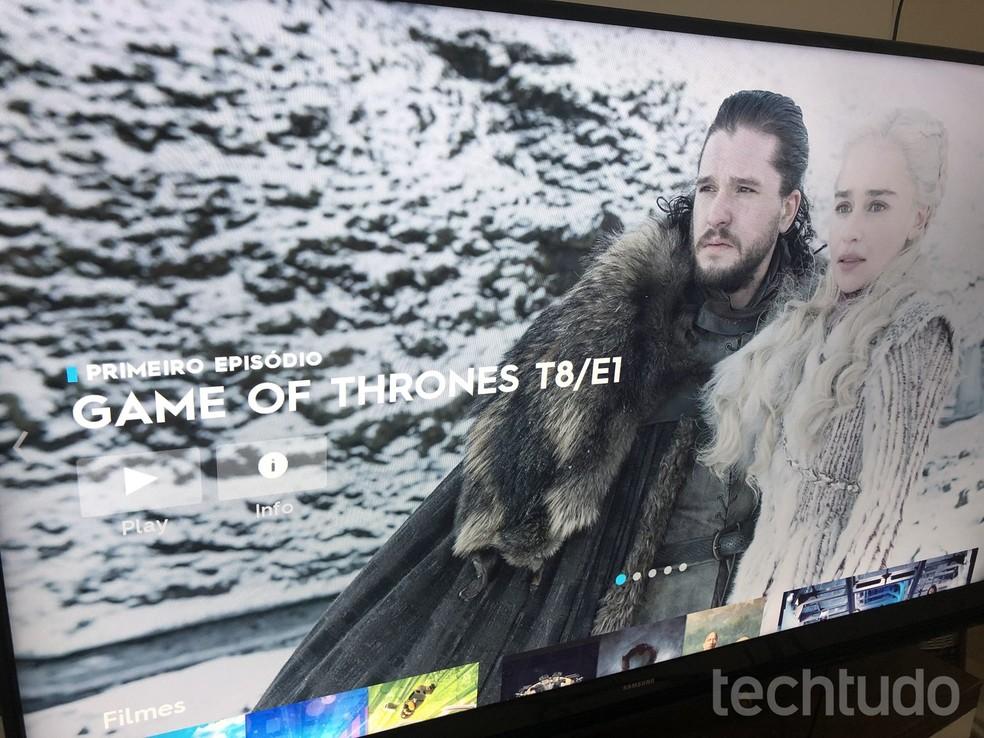 Game Of Thrones on üks edukamaid HBO tiitleid. Foto: Barbara Mannara / Tehnika