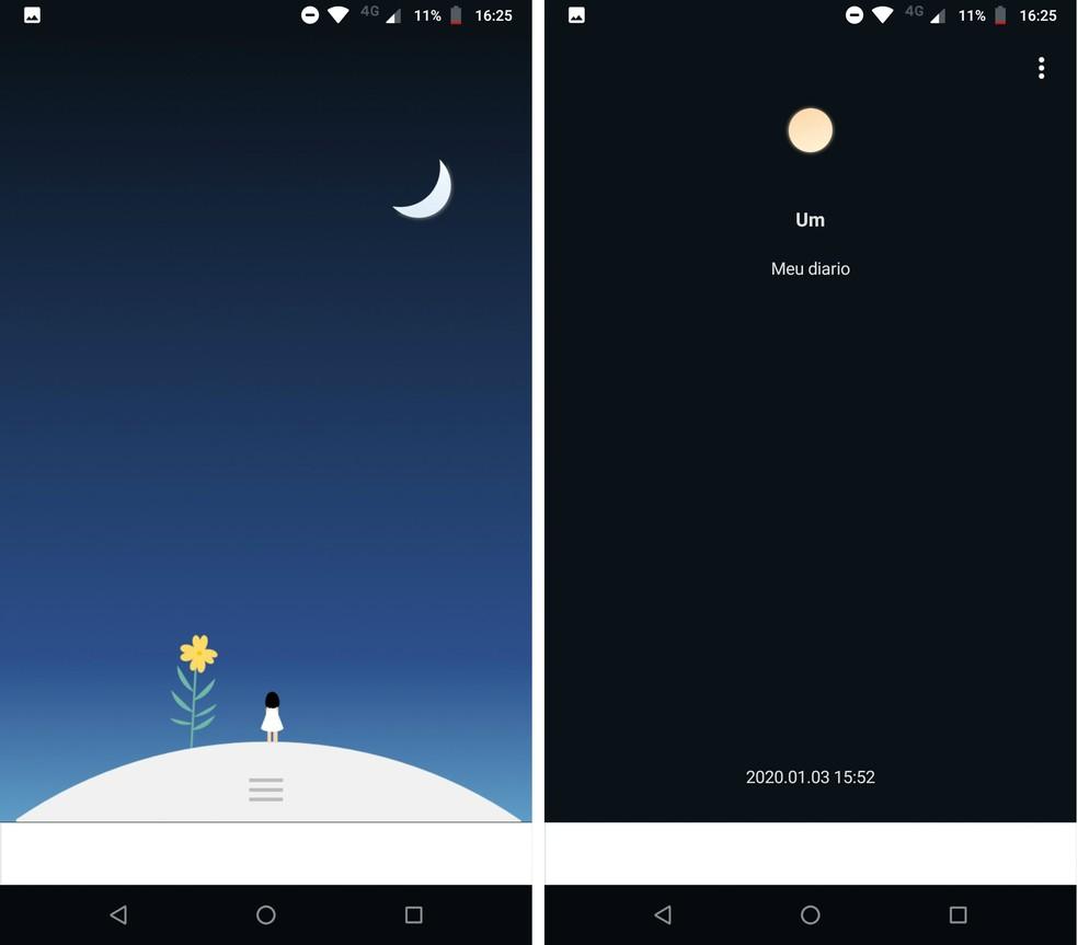 Luna päevik seab fotode kasutajatele Kuu sihtkohaks: Reproduo / Rodrigo Fernandes