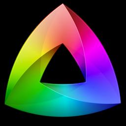 Kaleidoskoobi rakenduse ikoon