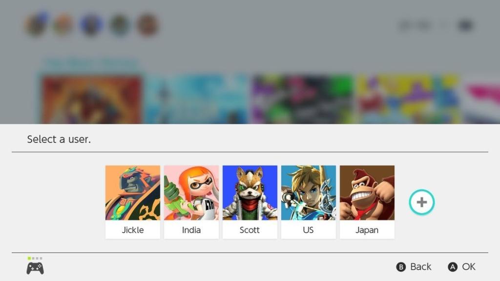 Nintendo Switchis saate luua nii palju kasutajakontosid, kui soovite, ja igaühel neist on erinev päritoluriik
