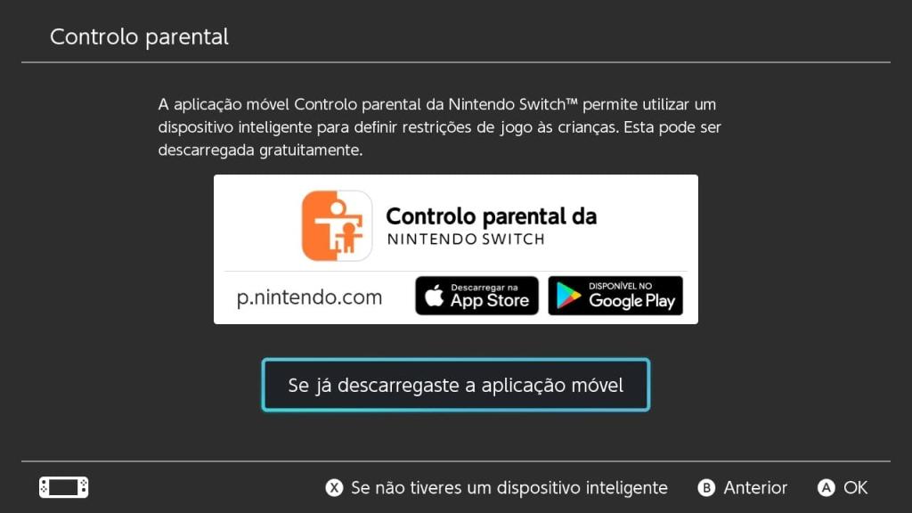 Piirangute seadistamine rakenduse Nintendo Switch Parental Control abil on lihtne ja kiire