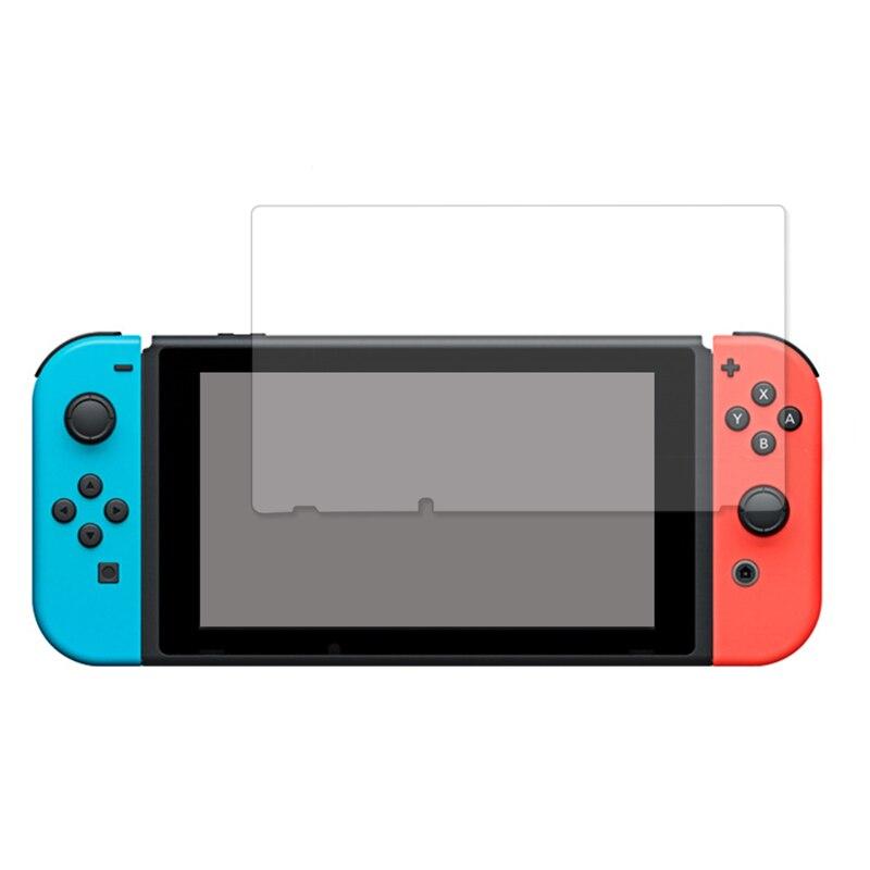 Karastatud aknakile on odav ja pakub kaitset Nintendo Switchi ekraanile