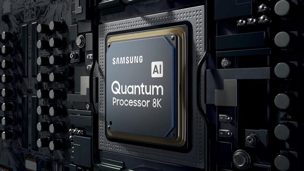 Protsessor kasutab AI-d 8K-teleri heli optimeerimiseks