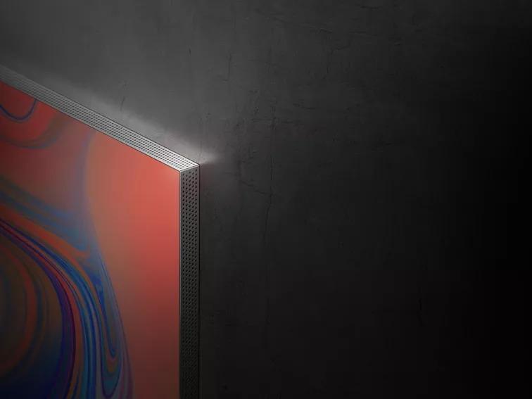 Teleri paksus on Samsungi andmetel vaid 15 mm (paljundus: Samsung)