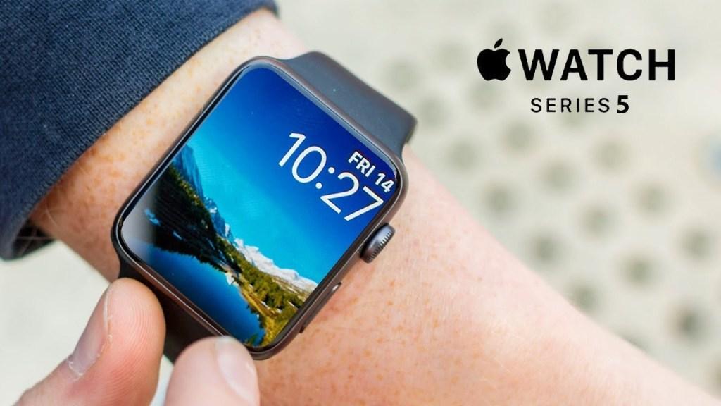Uue Apple Watch 5 abil paraneb uus turvasüsteem ja uus tervise parandamise süsteem