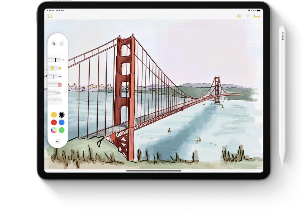 Apple'i pliiats on uue iPadiga veelgi integreeritum