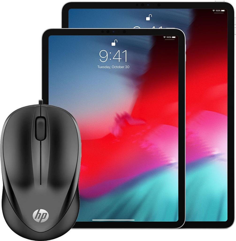 Esmakordselt võimaldab see USB-hiire ühendada iPadi
