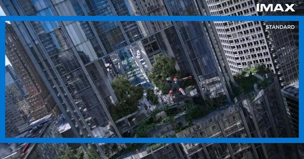 IMAX Enhanced pakub 25% rohkem sisu (reprodutseerimine: TCL)
