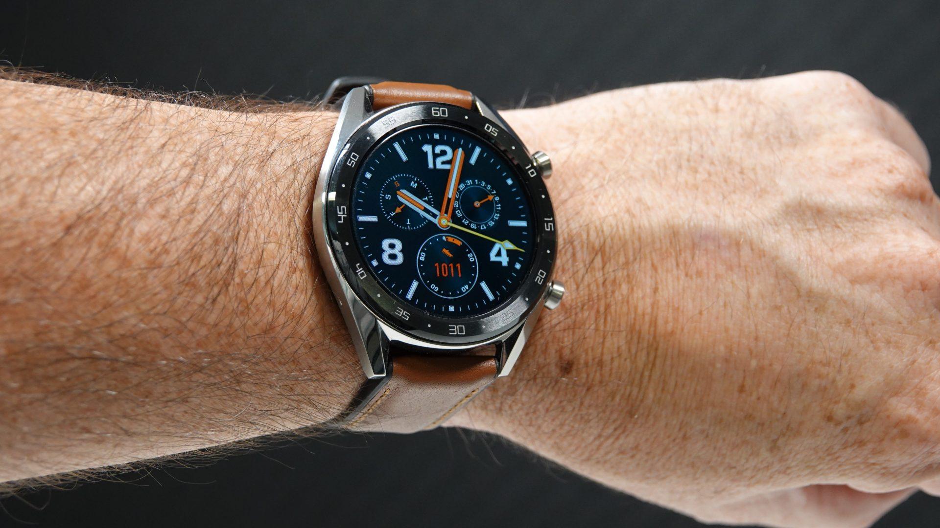 Huawei Watch GT, ideaalne nutikell sportlastele