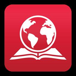 Lingvo keelesõnastiku rakenduse ikoon