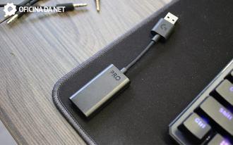 P3 - USB-A adapter koos DAC-iga