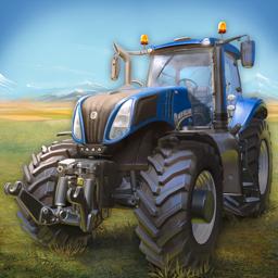 Farming Simulator 16 rakenduse ikoon