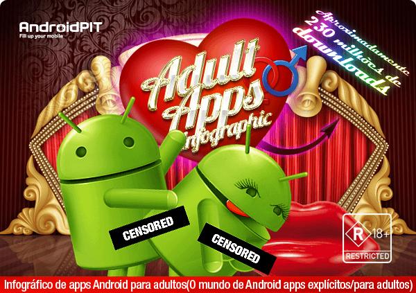 [Infogrfico] Pornorakendus Androidi jaoks