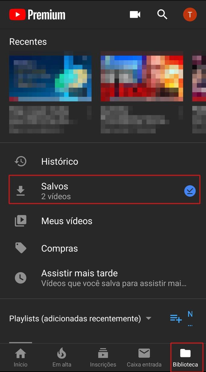 Laadige alla YouTube'i videod