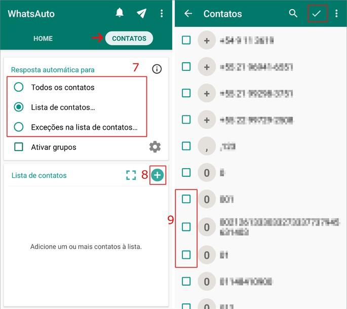 Whatsapi automaatvastus