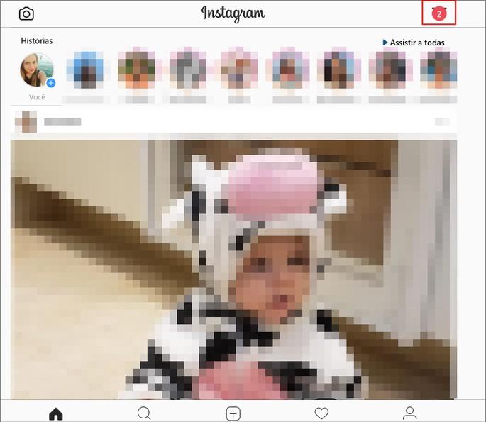 vaadake instagrammi saatmist otse arvuti kaudu