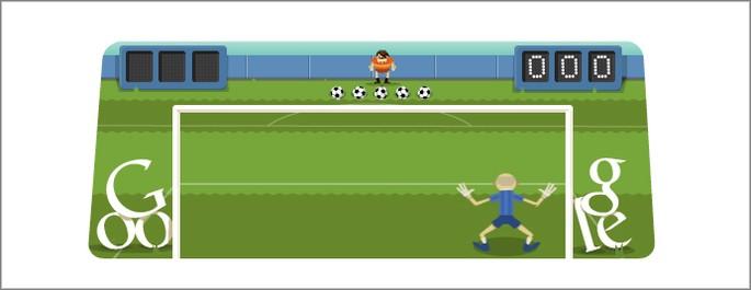 Google'i jalgpallimängud