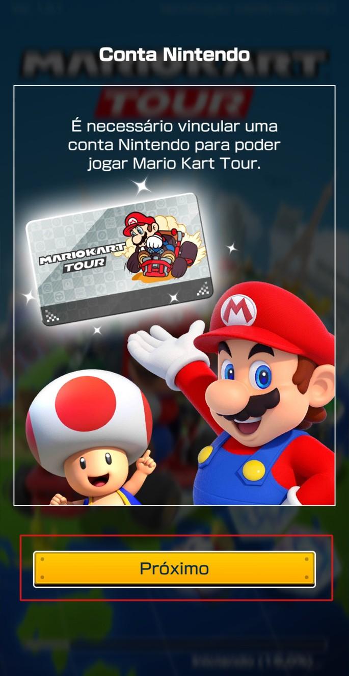 Mario Kart tuur