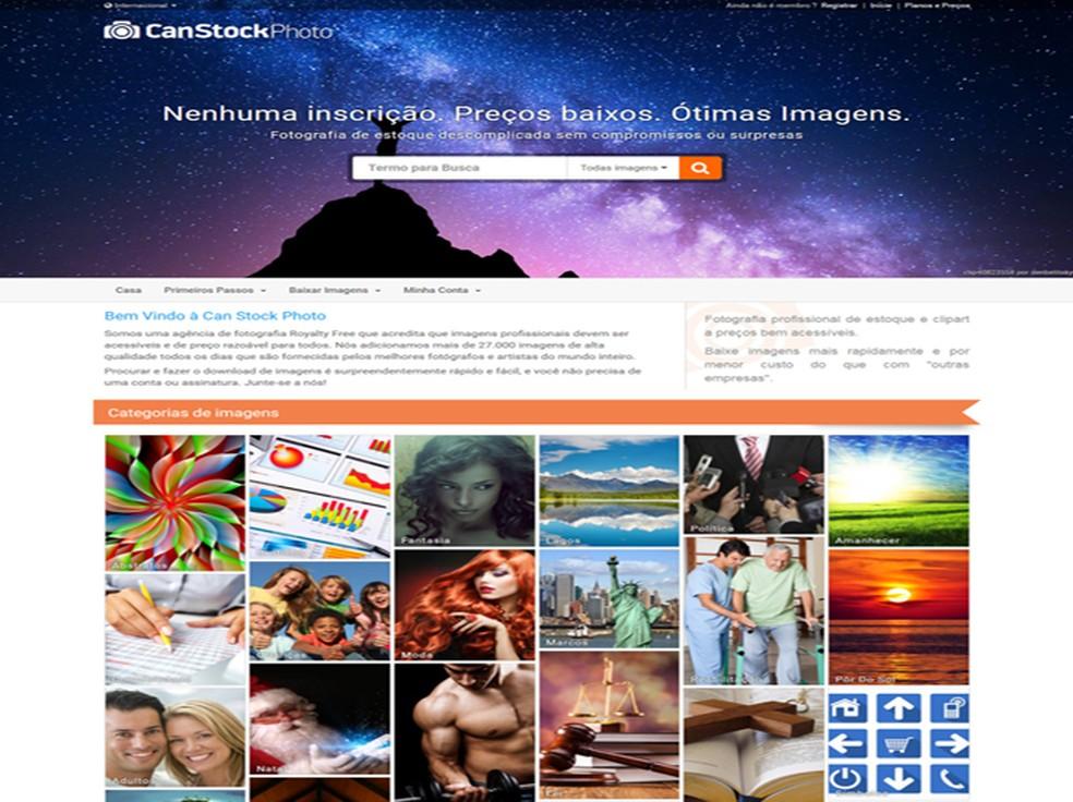 Fotograafi sõprade soovitused, mis väärivad komisjonitasu, saidil Can Stock Photo: Reproduo / Can Stock Photo