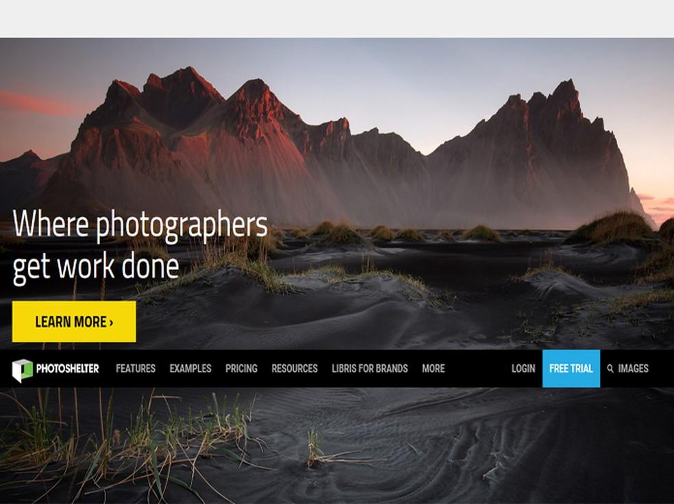 Fotovarjupaik võimaldab kasutajatel müüa fotosid oma veebisaidilt, mis on loodud platvormil Foto: paljundamine / Fotovarjualune